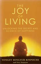 Joy of Living by Mingyur Rinpoche